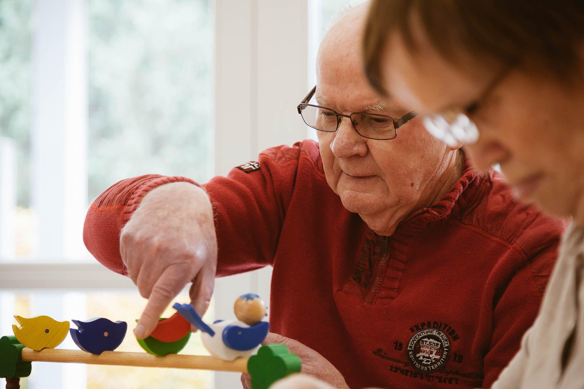 Behindertenbetreuung in Zeitz